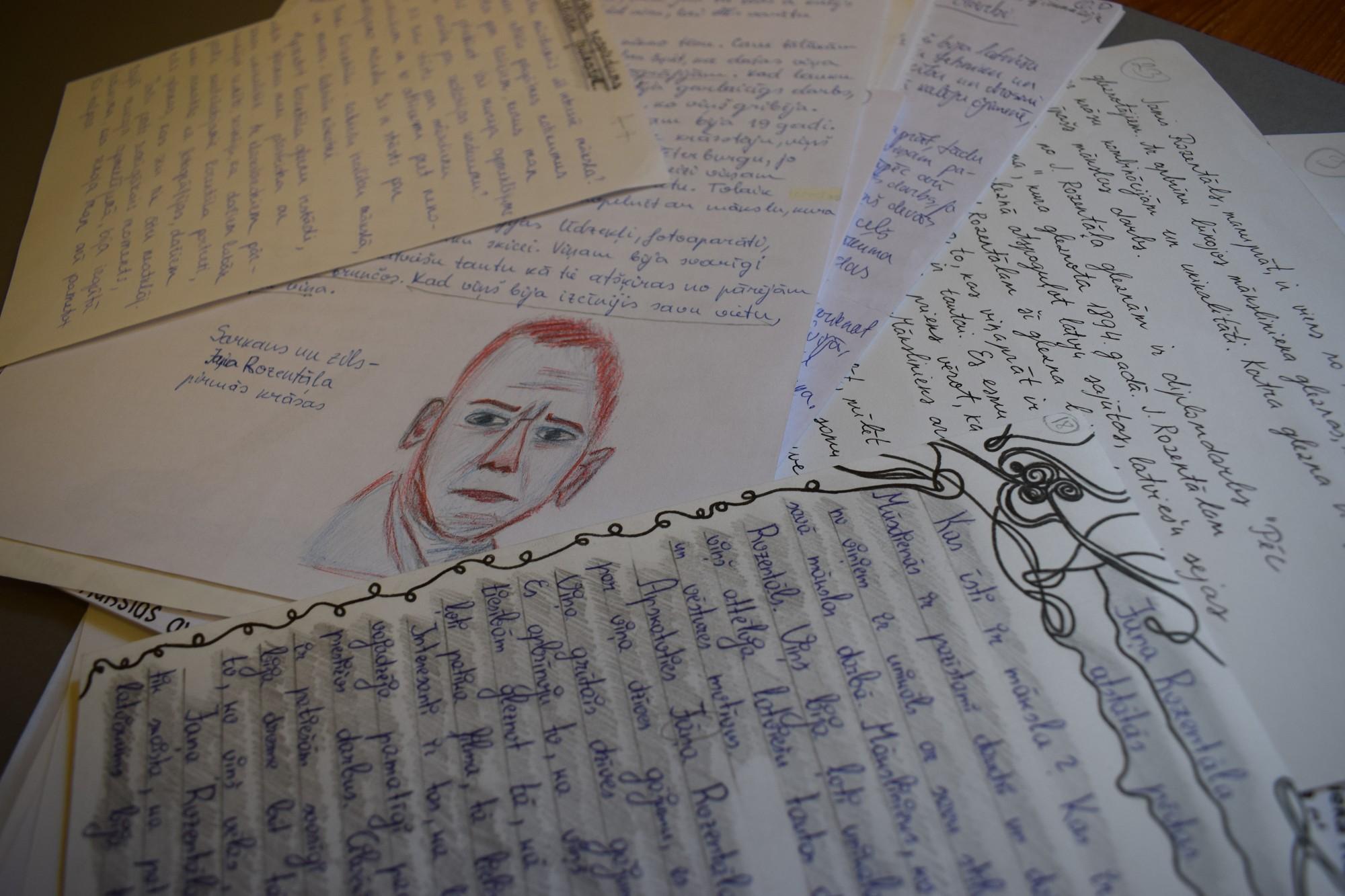 Noskaidroti Jaņa Rozentāla eseju konkursa uzvarētāji