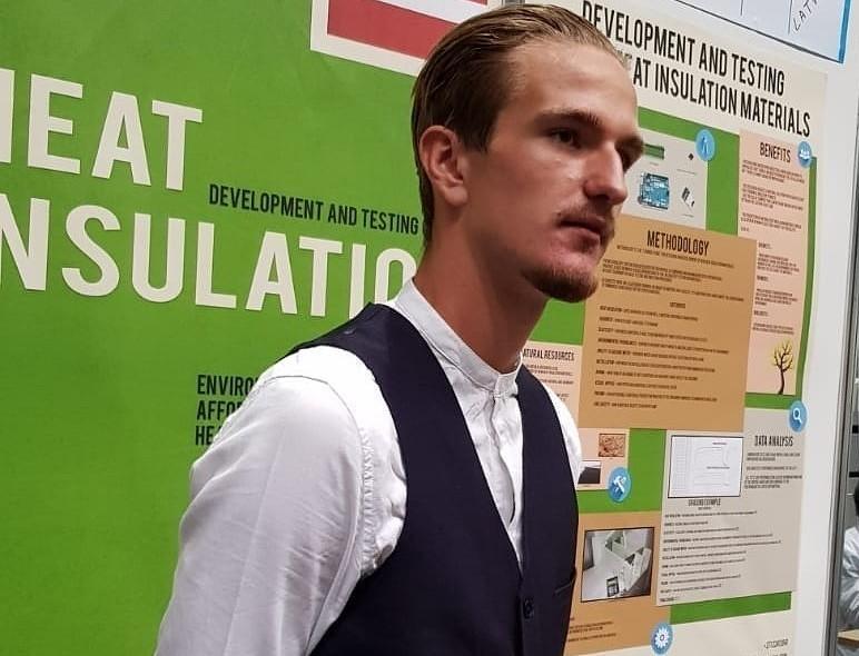 Liepājnieki dosies uz Starptautiskajiem jauno zinātnieku konkursiem