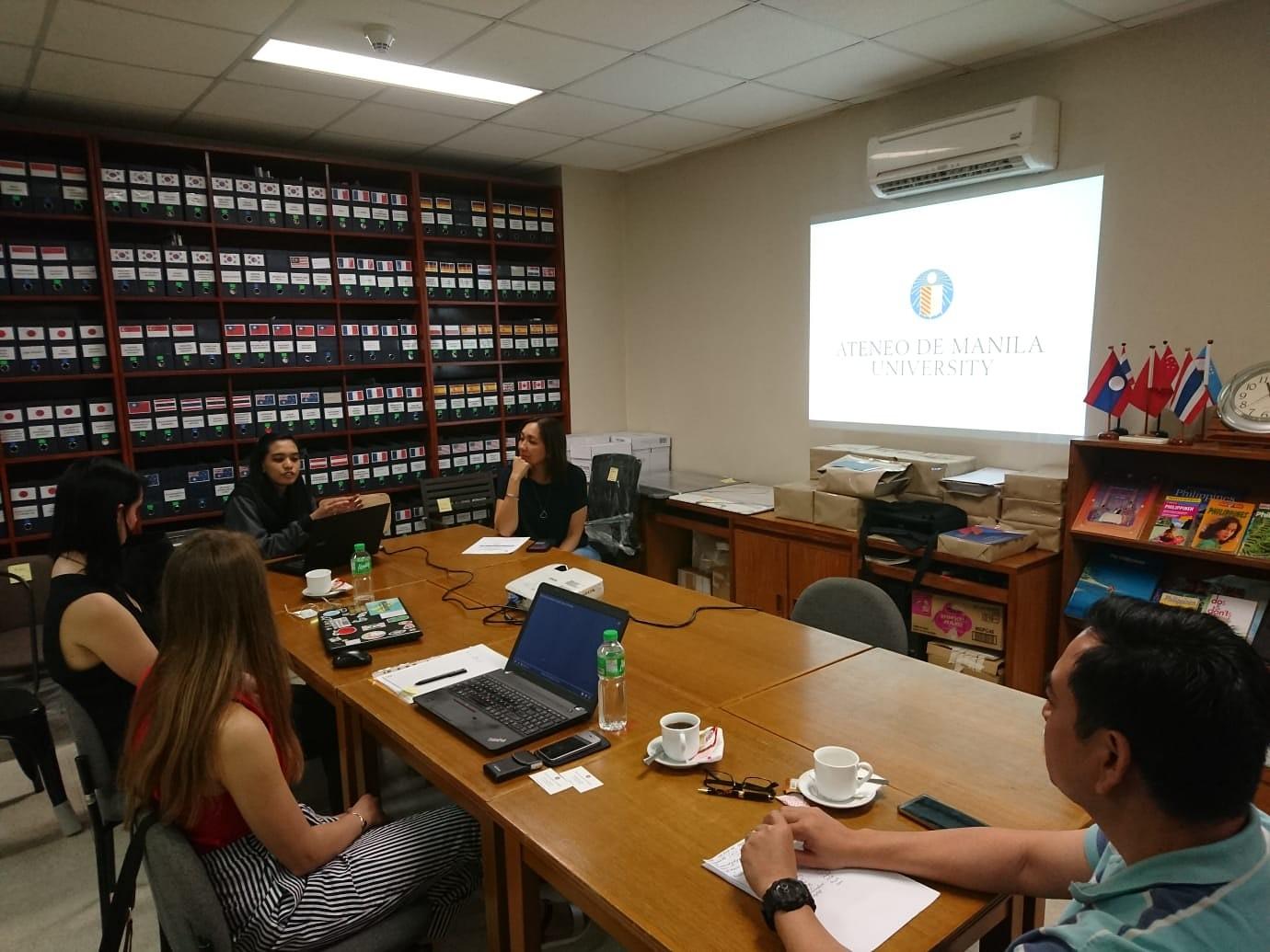 Liepājas Universitāte sadarbosies ar augstskolu Filipīnās