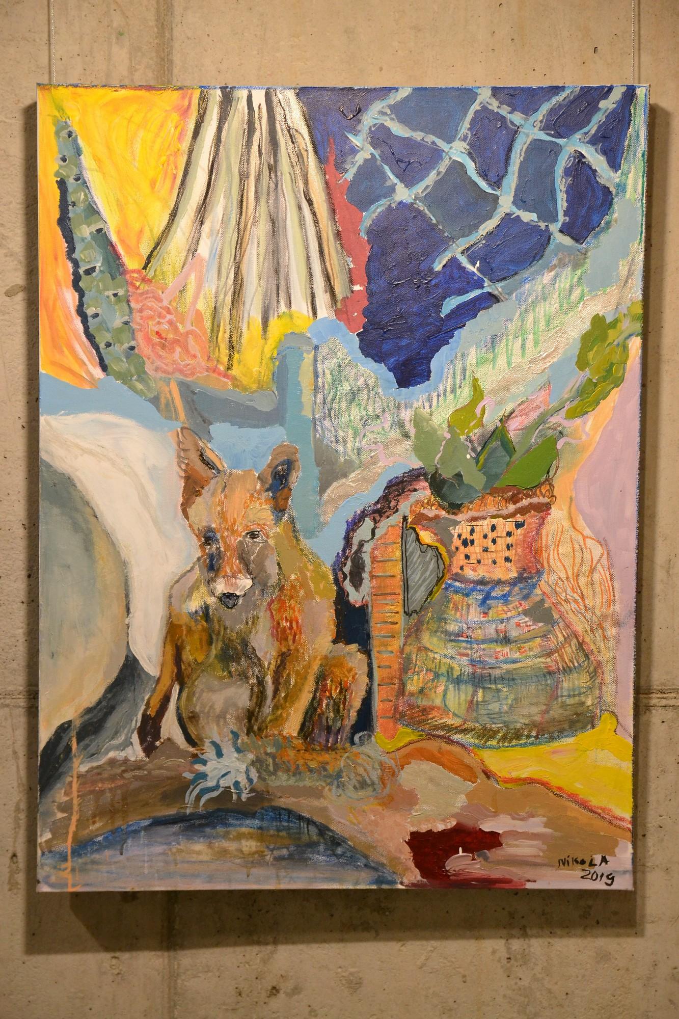 """Galerijā """"Romas dārzs"""" atklās topošo mākslinieku izstādi"""
