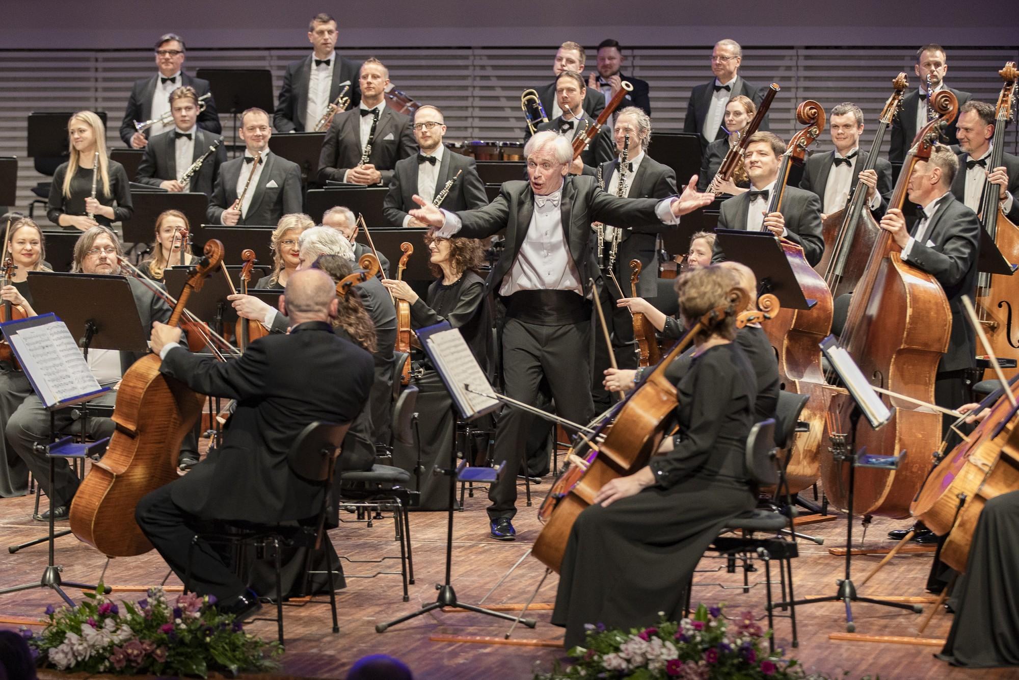 Liepājas Simfoniskais orķestris noslēdz 138. sezonu