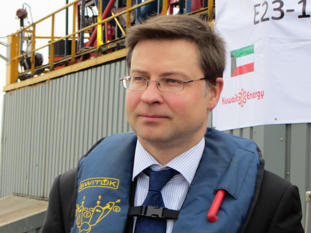 Arī Liepājā vislielākais atbalsts Valdim Dombrovskim