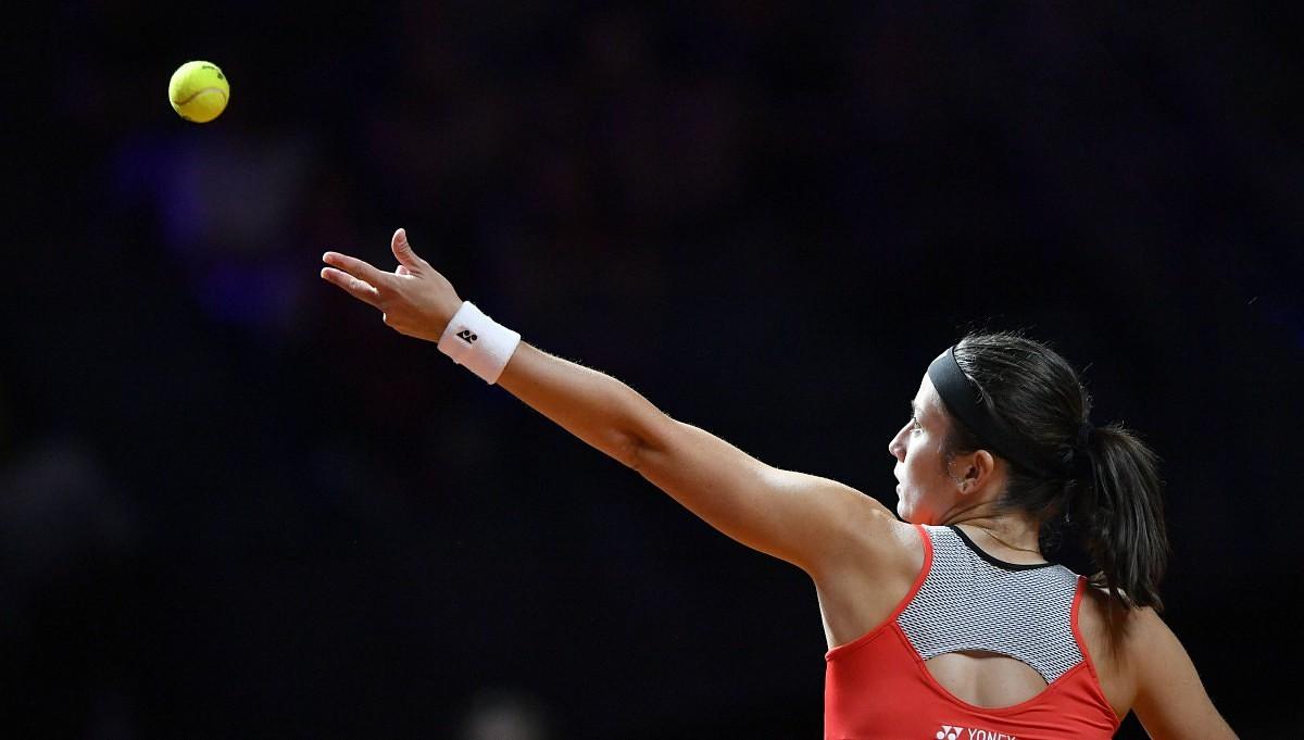 """Sevastova sasniedz Madrides WTA """"Premier"""" otro kārtu"""