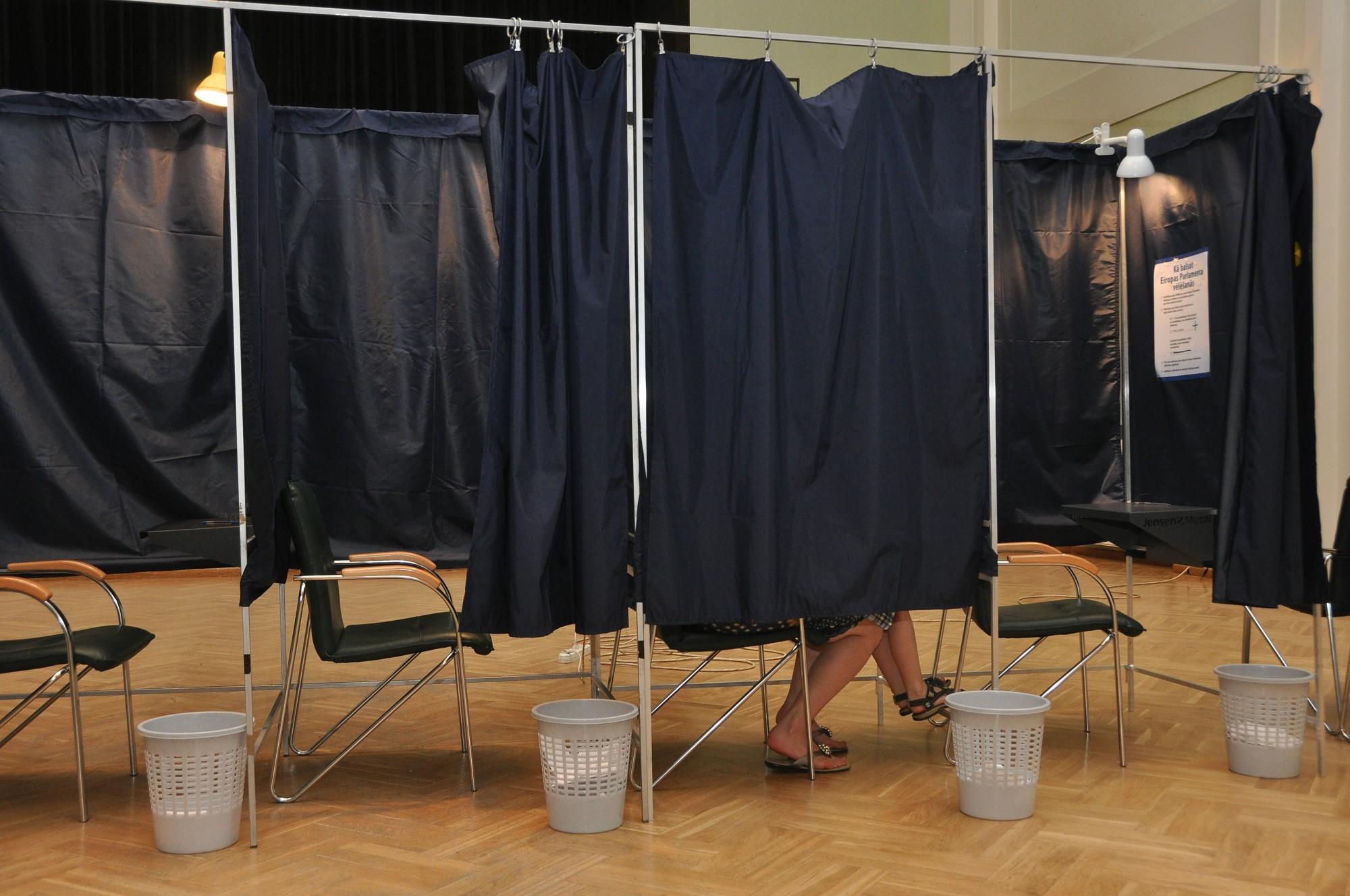 EP vēlēšanu iepriekšējā balsošanā pie urnām devušies 11,15% vēlētāju