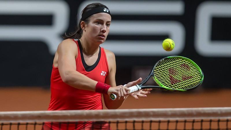 Sevastova sasniedz Madrides WTA turnīra trešo kārtu