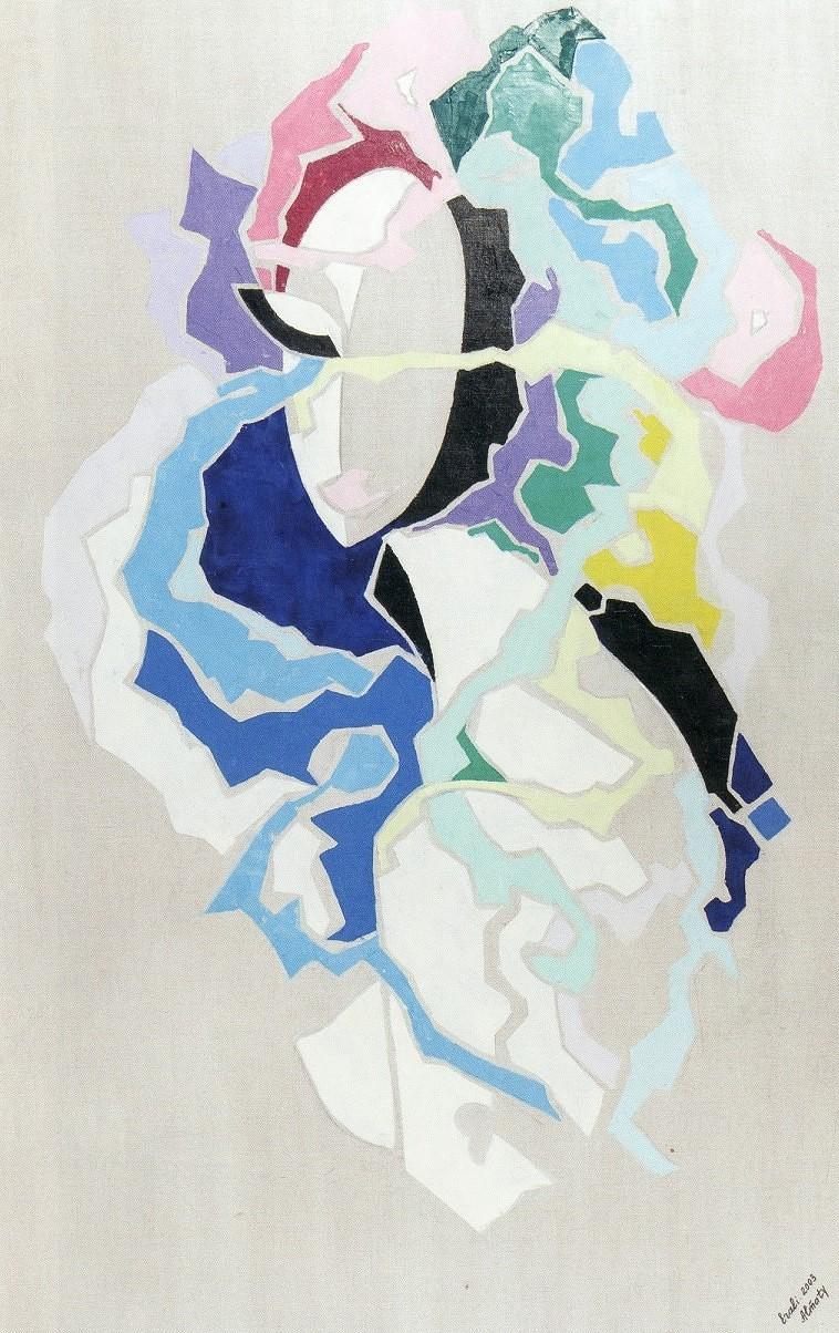 Dzīvesprieks un krāsa Kazahstānas mākslinieces Rauzas Jeralijevas darbos