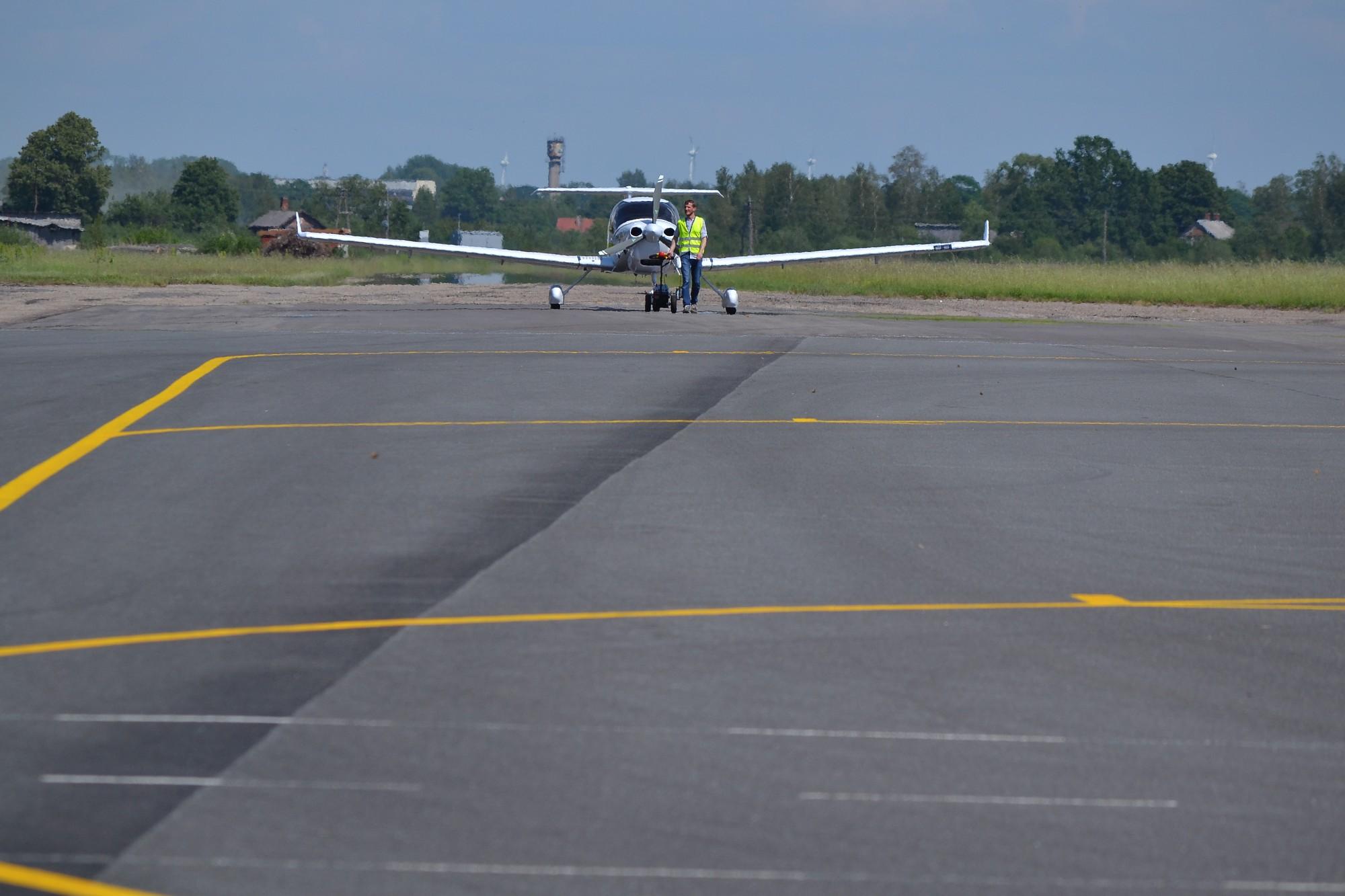 Liepājas lidostai joprojām nav izdevies piesaistīt jaunas aviokompānijas