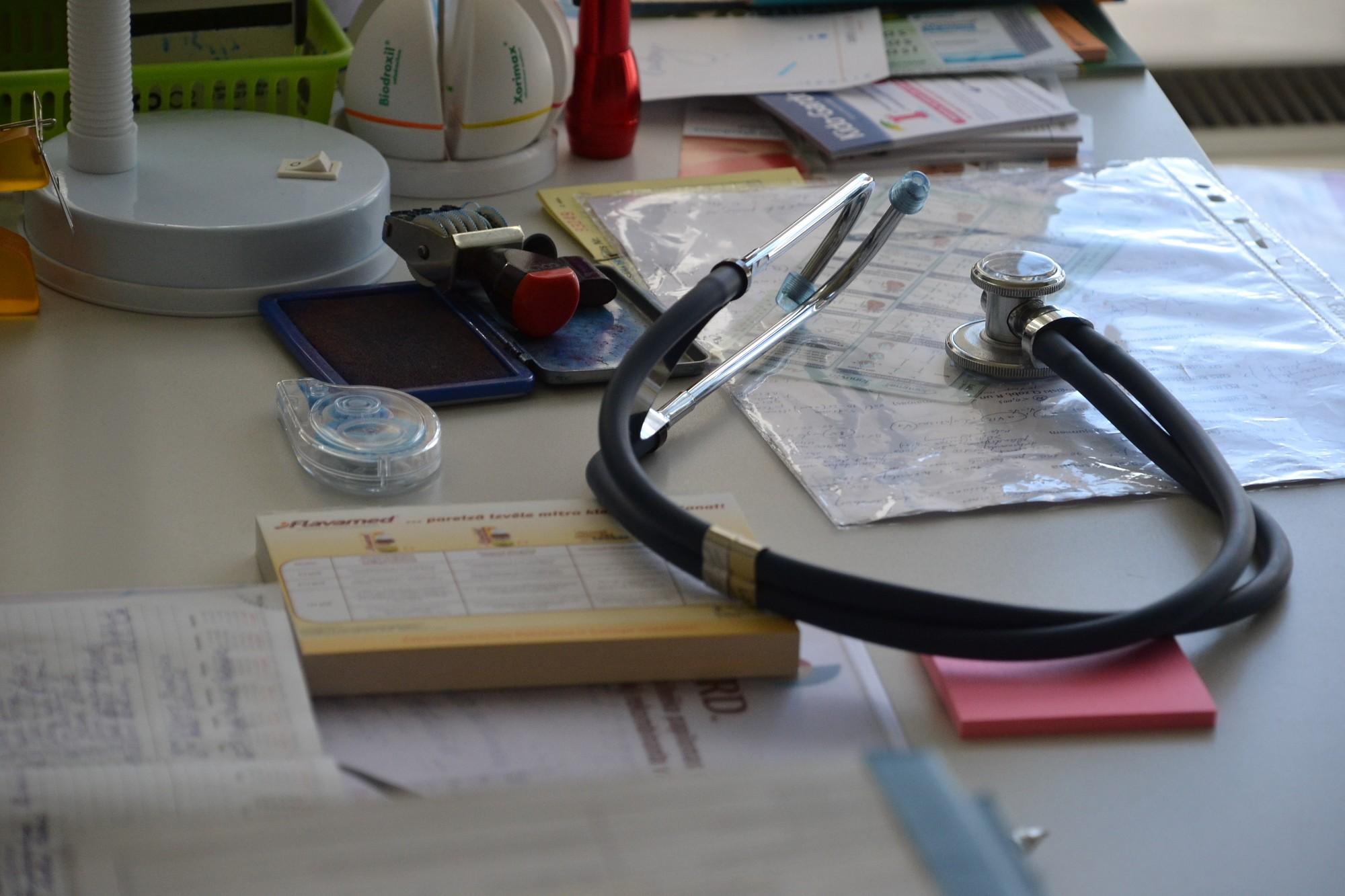 Liepājas slimnīcā izveidots pediatru kabinets