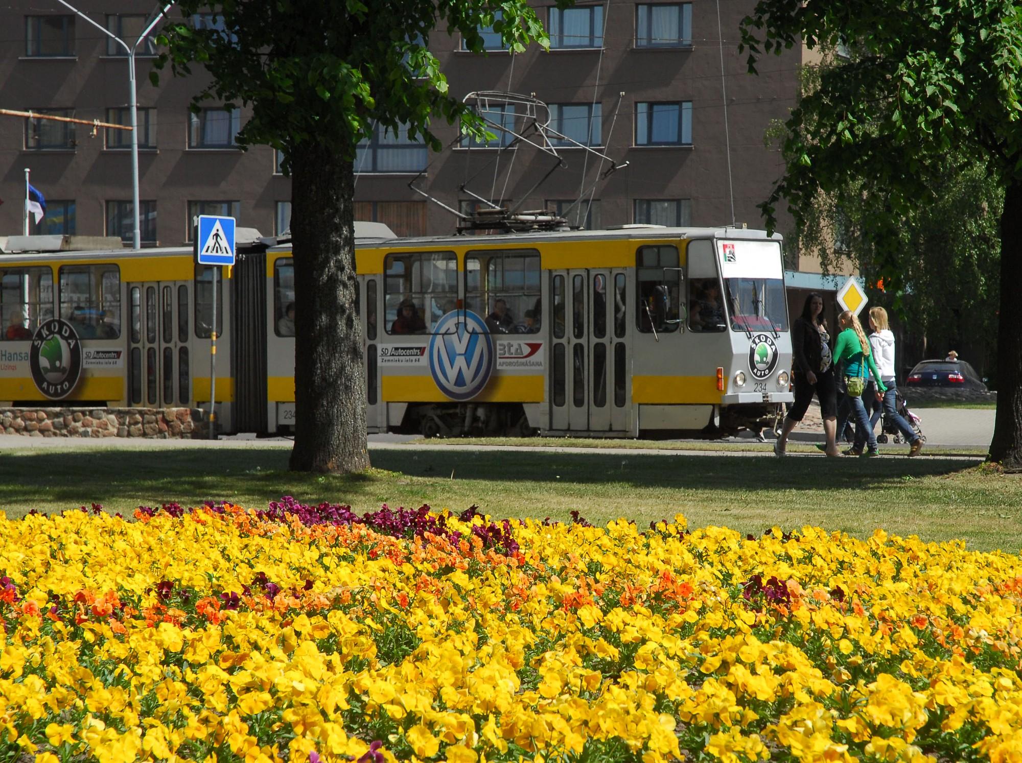 Paplašina tramvaja projektu
