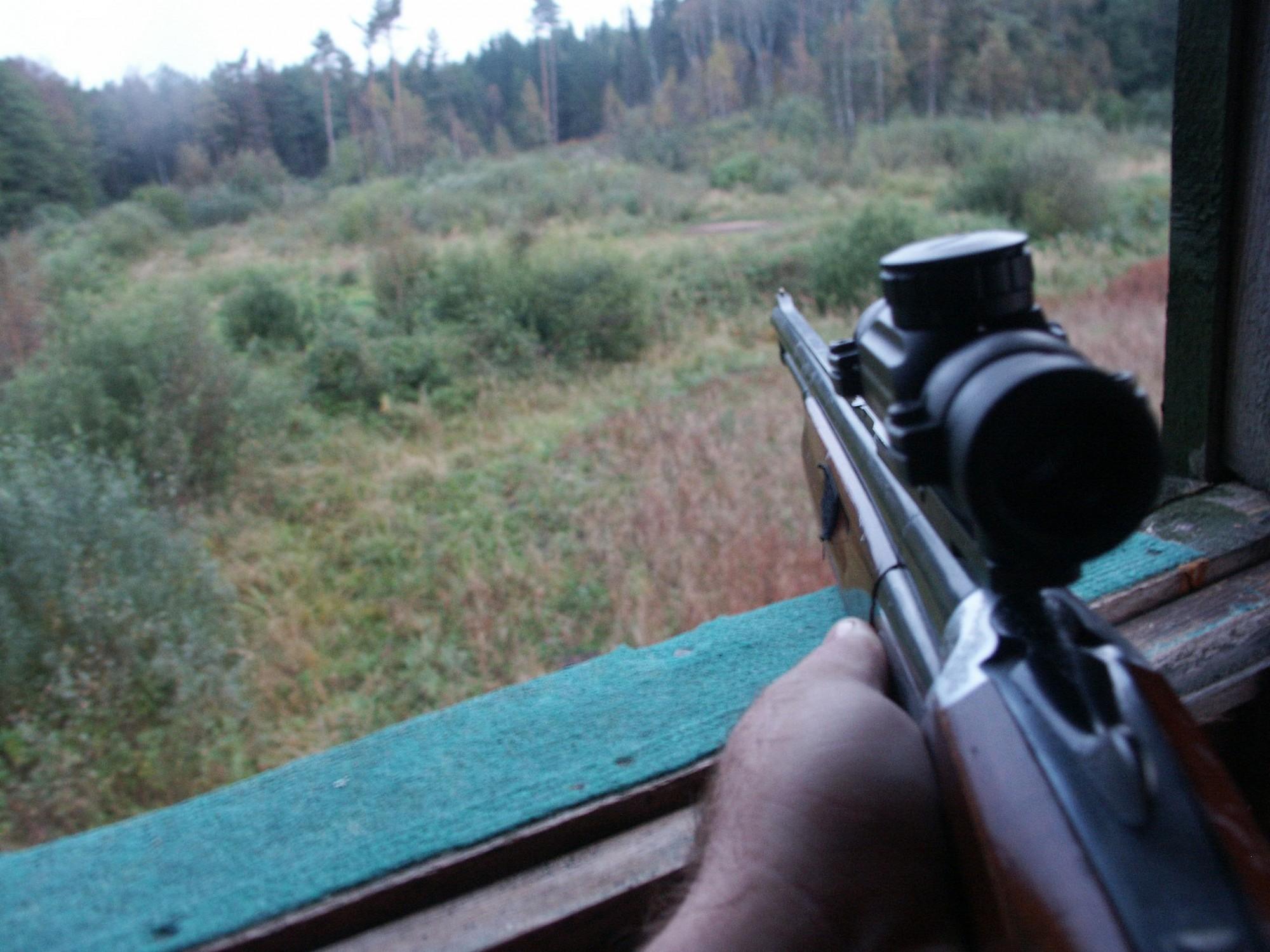Vīrietis sašauj savu dzīvesbiedri; sieviete ar gūtajām traumām nogādāta slimnīcā