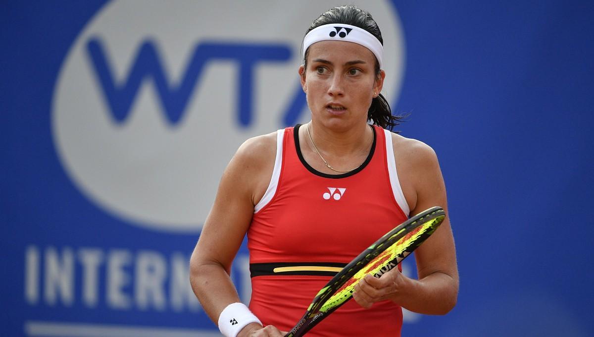 Sevastovu vēlreiz no WTA ranga pirmā desmitnieka šķir deviņi punkti