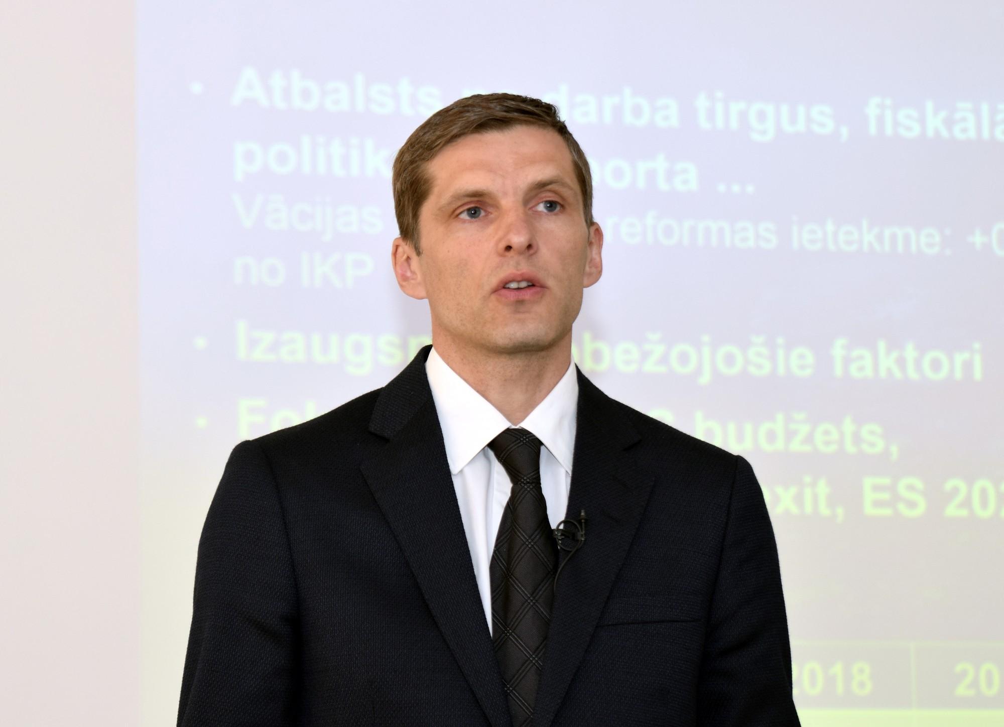 Dainis Gašpuitis: Vispārināti raugoties, vidējās algas ziņā Lietuva no Latvijas vēl atpaliek