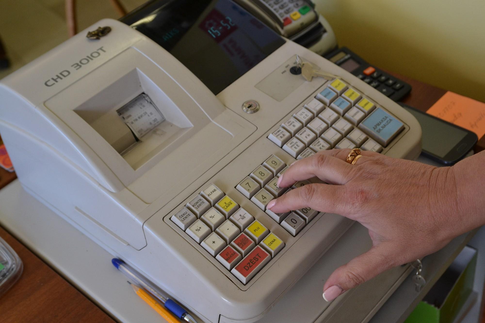 Sākas VID organizēta čeku loterija