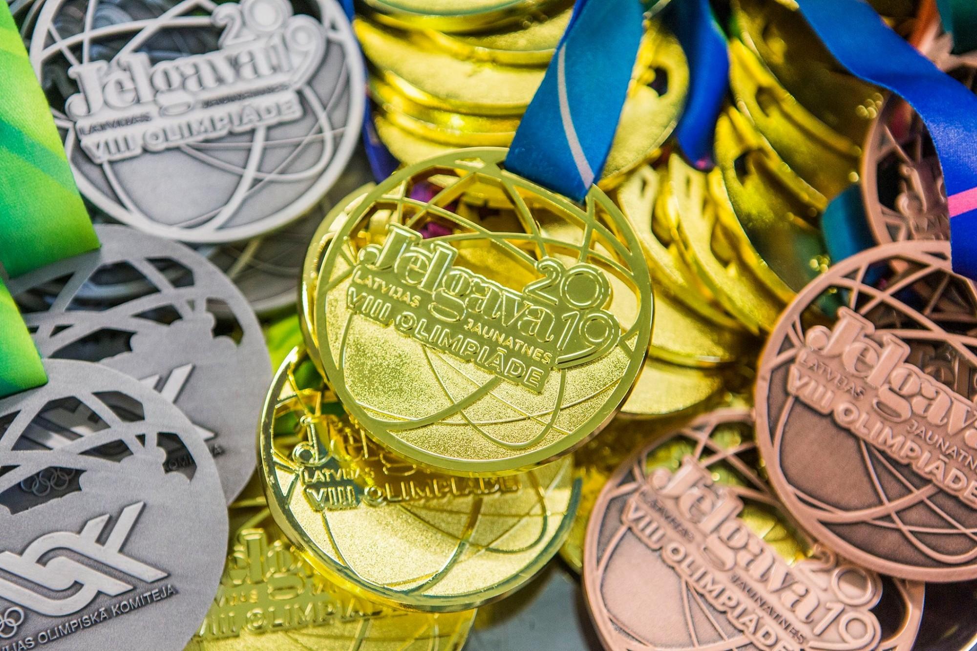 Papildināts – Liepājnieki jaunatnes olimpiādē ceturtie