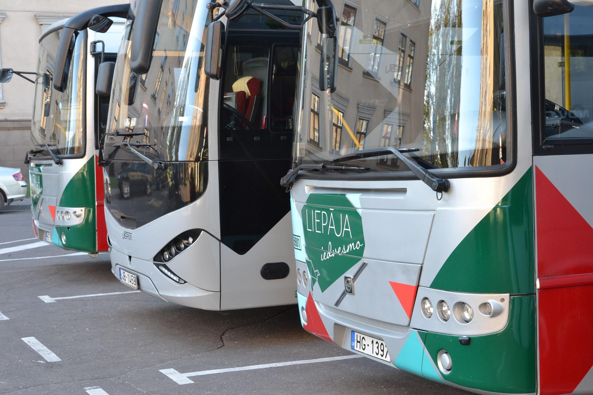 Autobusu parks peļņu nedalīs