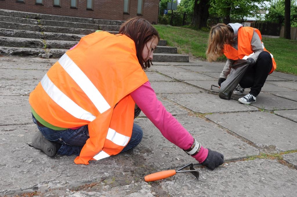Tikai pusei no jauniešiem, kuri pieteikušies darbam vasarā ir iespēja strādāt
