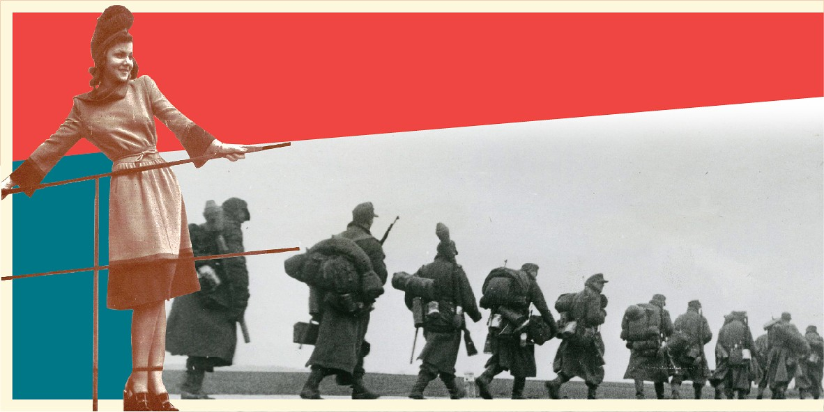 Atklās izstādi par Otrā pasaules kara laika modi