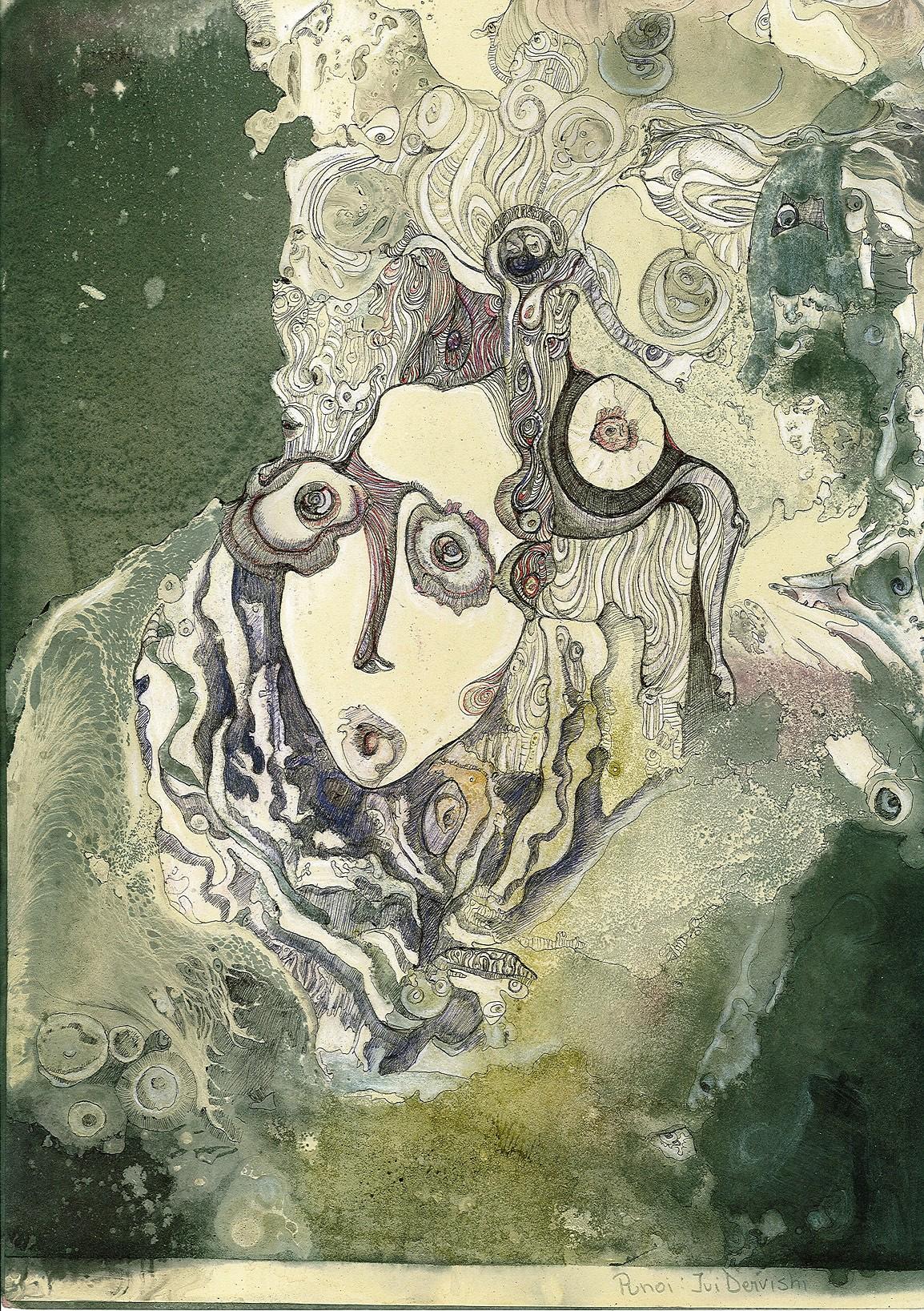 """Galerijā """"Romas dārzs"""" atklās albāņu mākslinieces personālizstādi"""