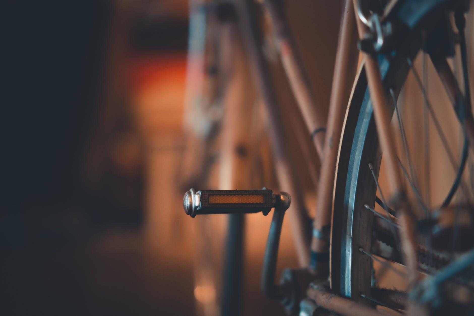 Notriec velosipēdisti
