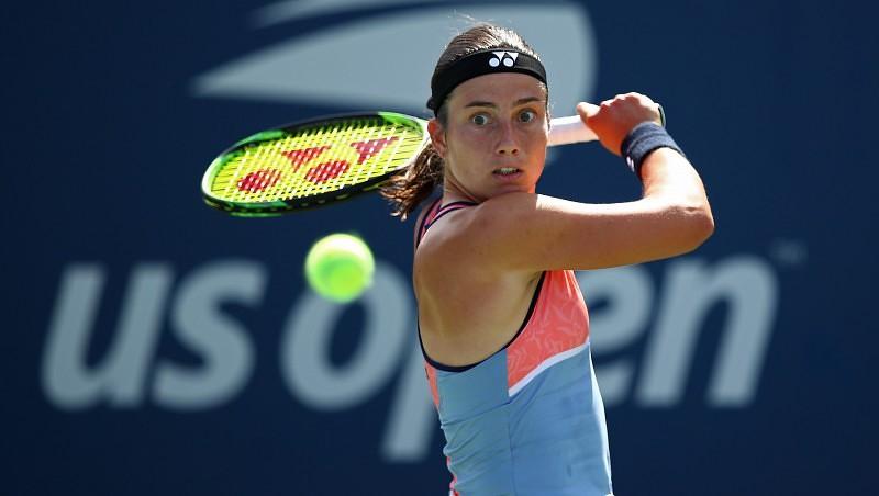 """Sevastovai pierasti veiksmīgais """"US Open"""" šogad beidzas jau pirmajā nedēļā"""