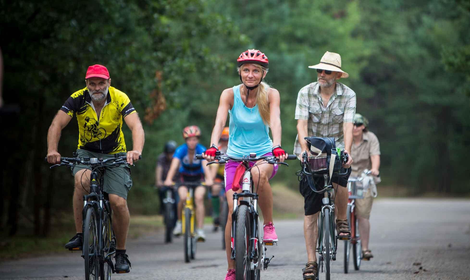 """Ar riteņbraukšanas pamatu nostiprināšanu turpina gatavoties """"Liepājas velodienai"""""""