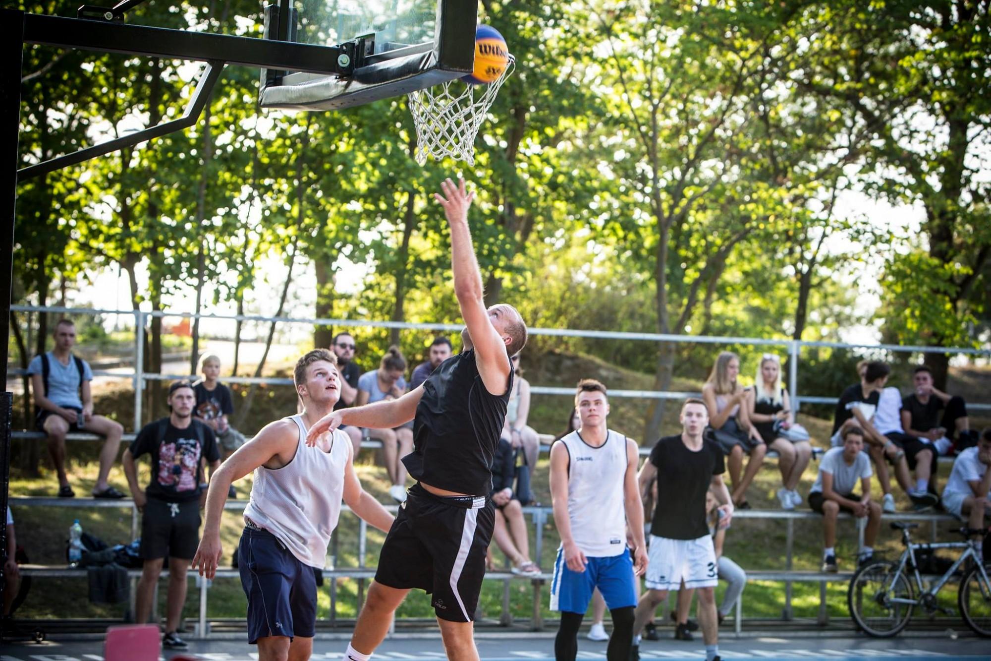 3×3 ielu basketbola nakts turnīrā tiks noskaidroti Liepājas čempioni strītbolā