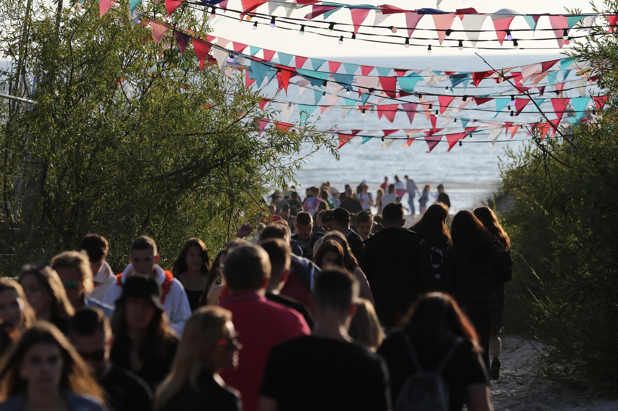 """Festivālu """"Summer Sound"""" apmeklējuši 32 tūkstoši cilvēku"""