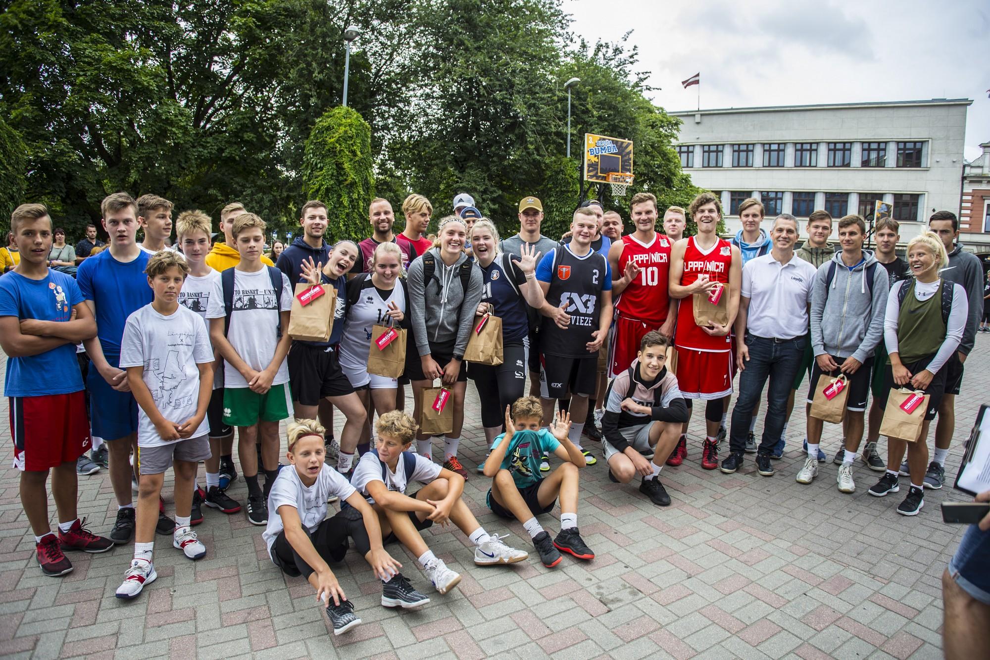 Noskaidroti Bruģa Bumbas 2019.gada čempioni