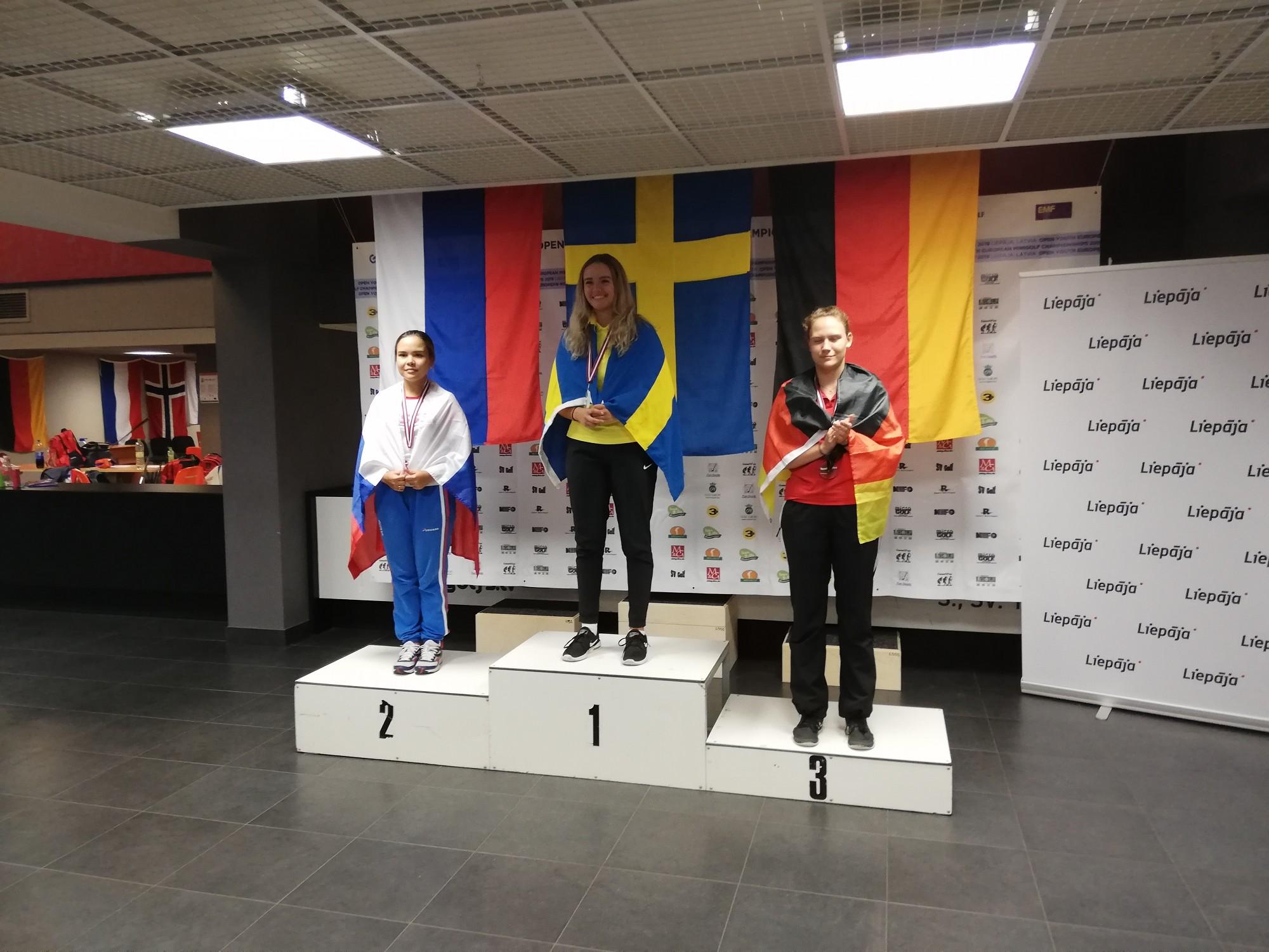 Liepājā noslēdzies Eiropas junioru čempionāts minigolfā