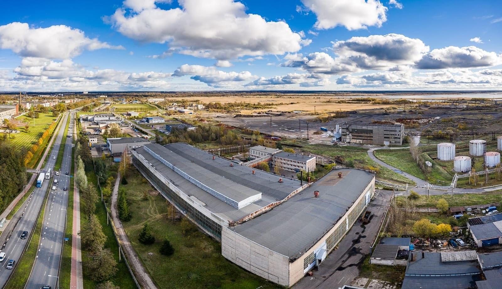 """Bijušajā """"Liepājas Metalurga"""" teritorijā investēs deviņus miljonus eiro"""