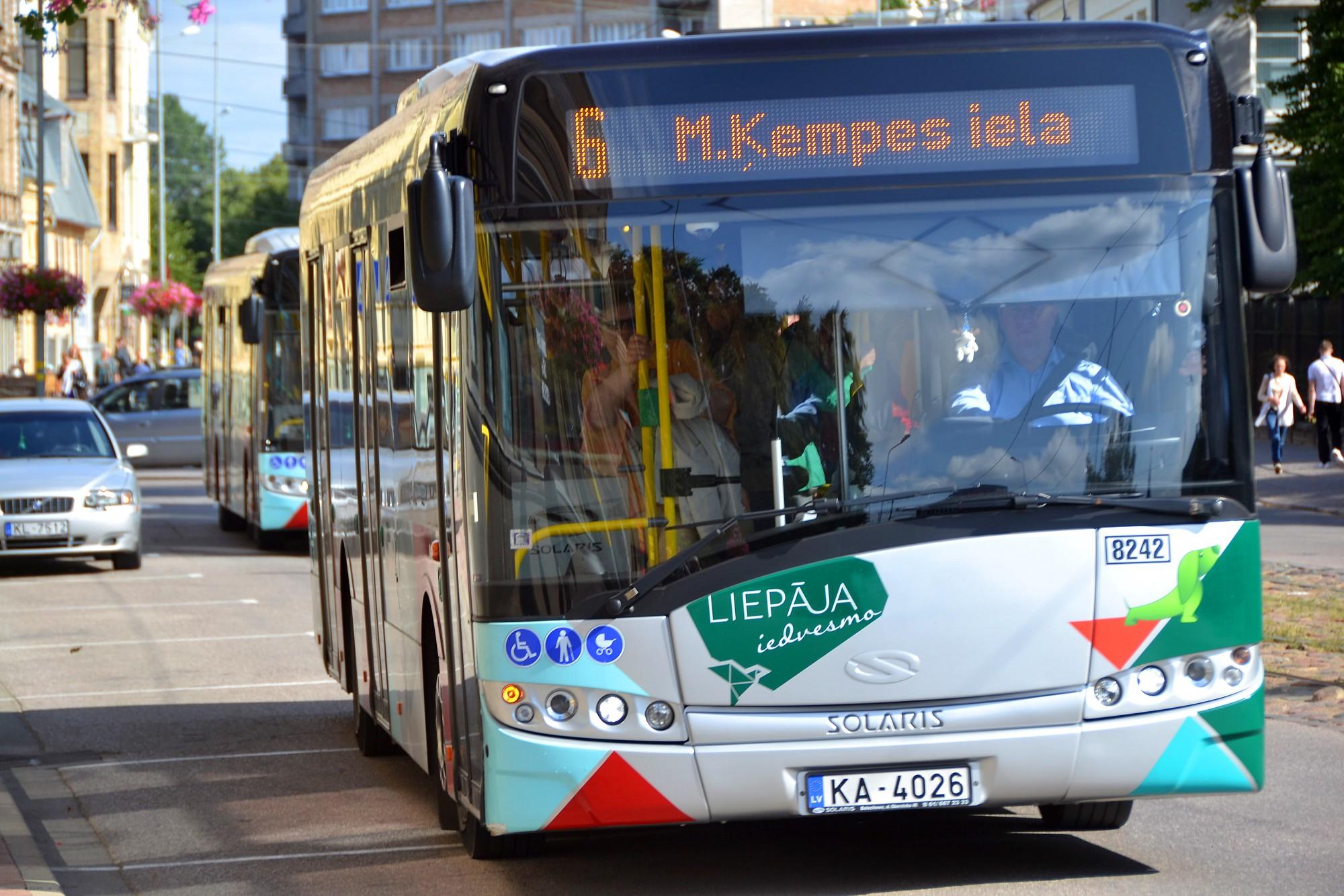 No 1.septembra būs sabiedriskā transporta izmaiņas