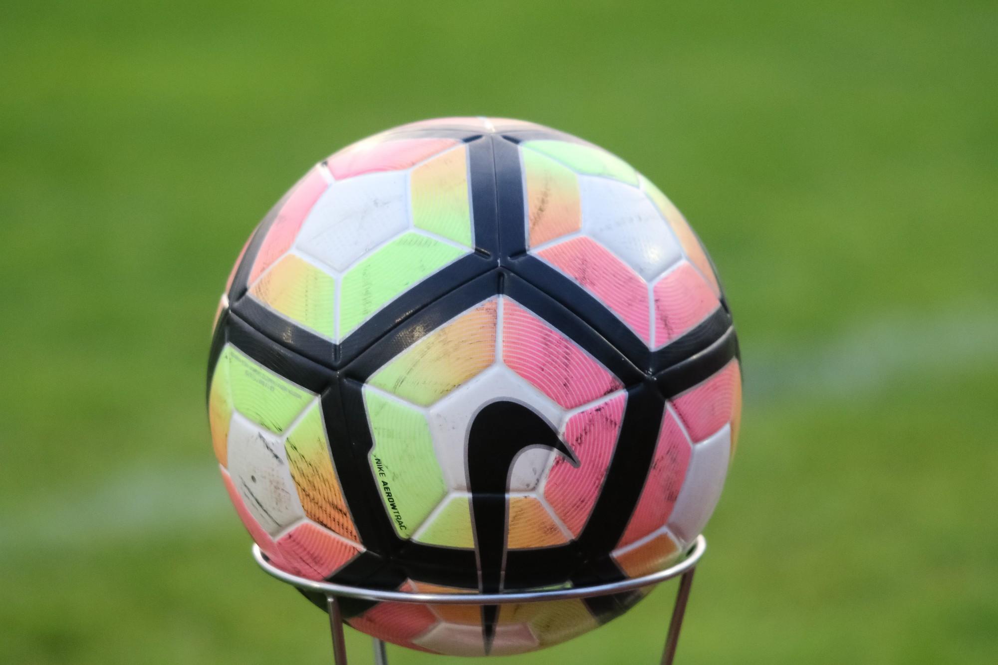 """Futbola dublieru čempionātā """"Liepāja-2"""" pārliecinoši pārspēja Valmieru"""