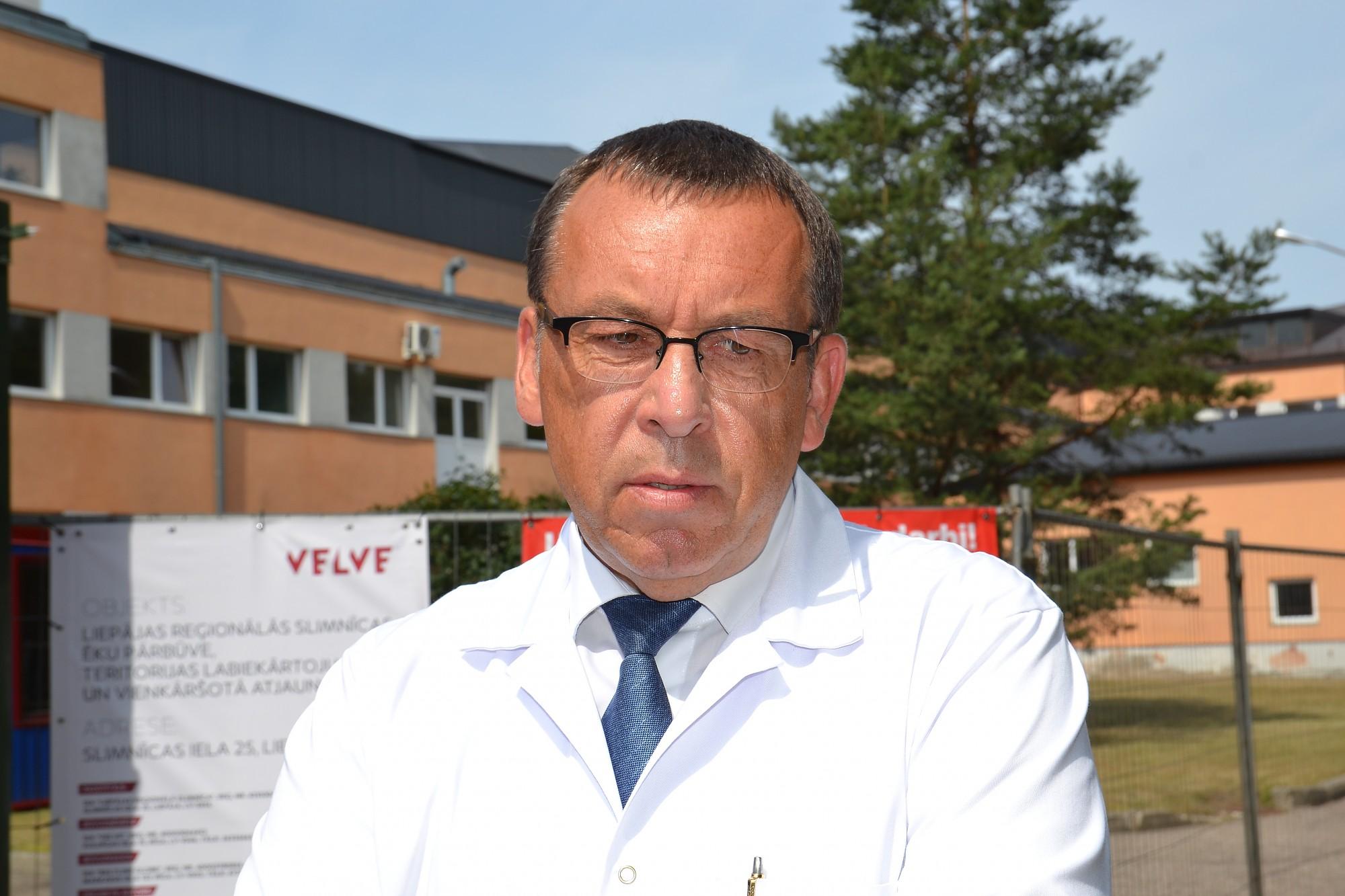 Edvīns Striks: Mediķu izkrišana no ierindas rada lielas problēmas