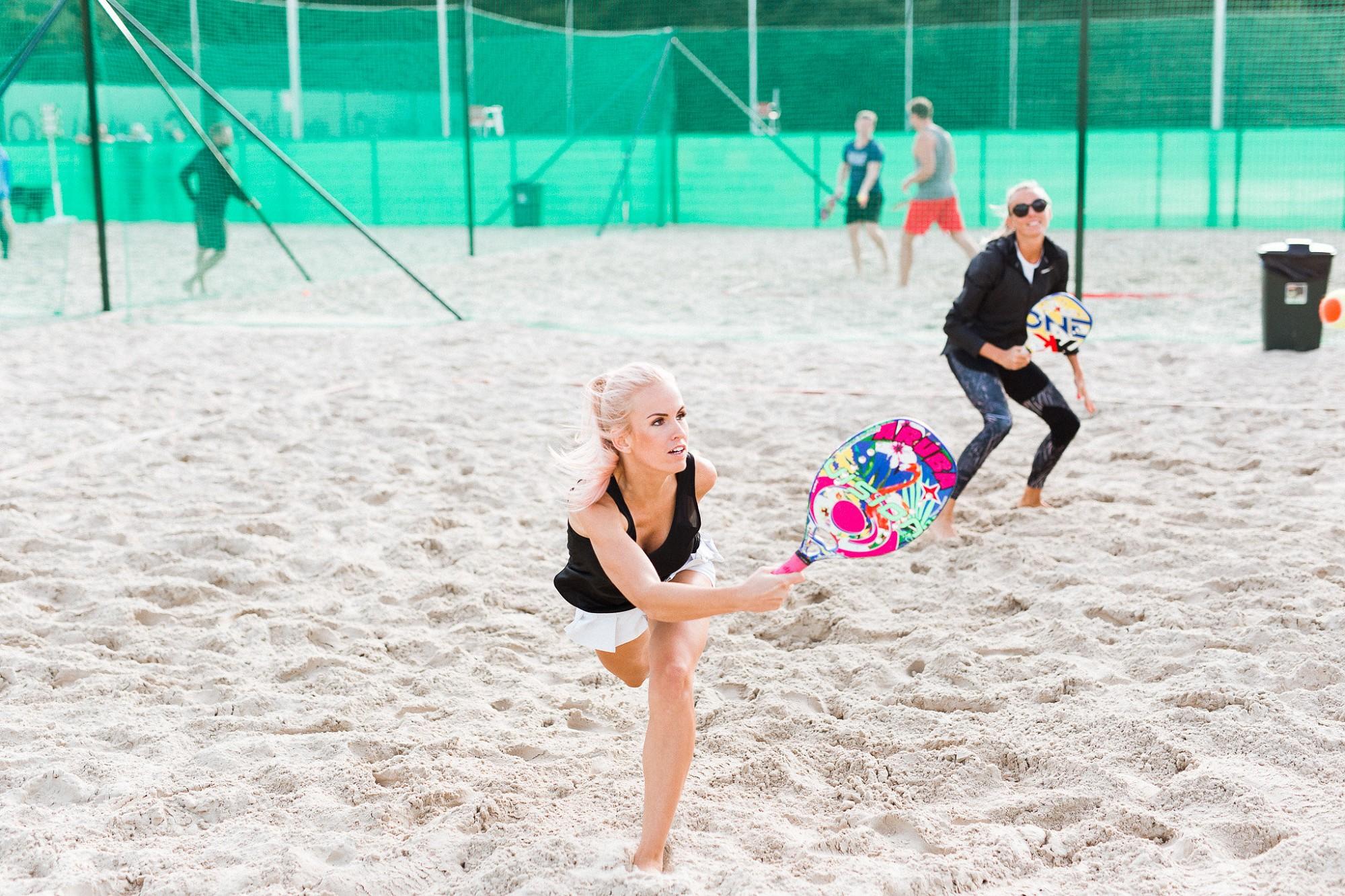 Aizvadīts noslēdzošais pludmales tenisa turnīra posms un noskaidroti kopvērtējuma uzvarētāji