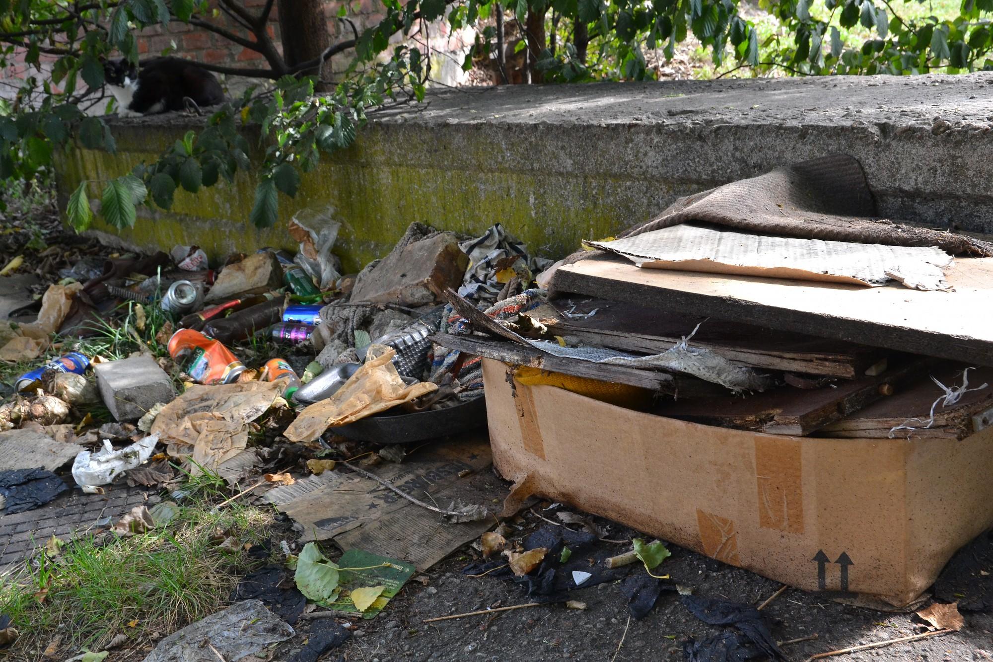 Cūkmenam būtu ko teikt. Atbildīgās personas turpina grēkot ar atkritumu savākšanu