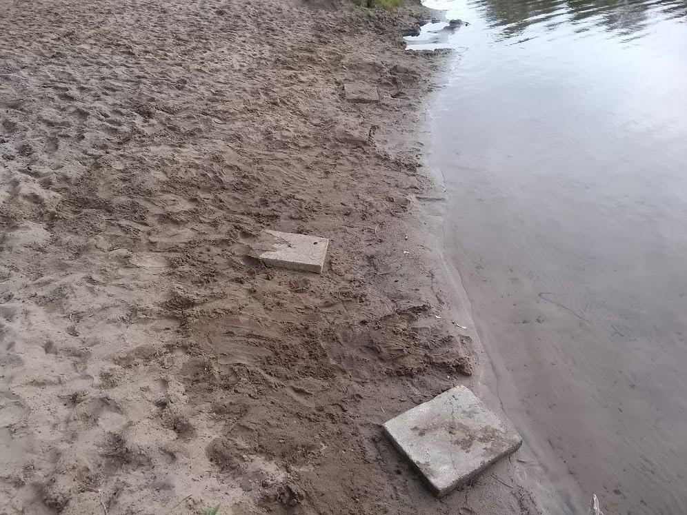 Nav zināms boju pārvietotājs, bet peldvietu Beberliņos sakārtos