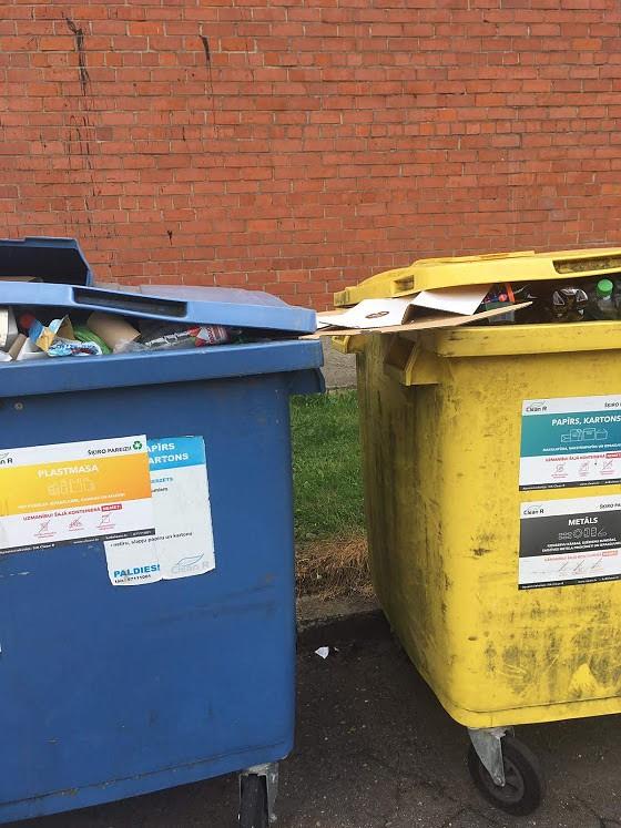Nīcā atkritumus varētu sākt svērt šomēnes