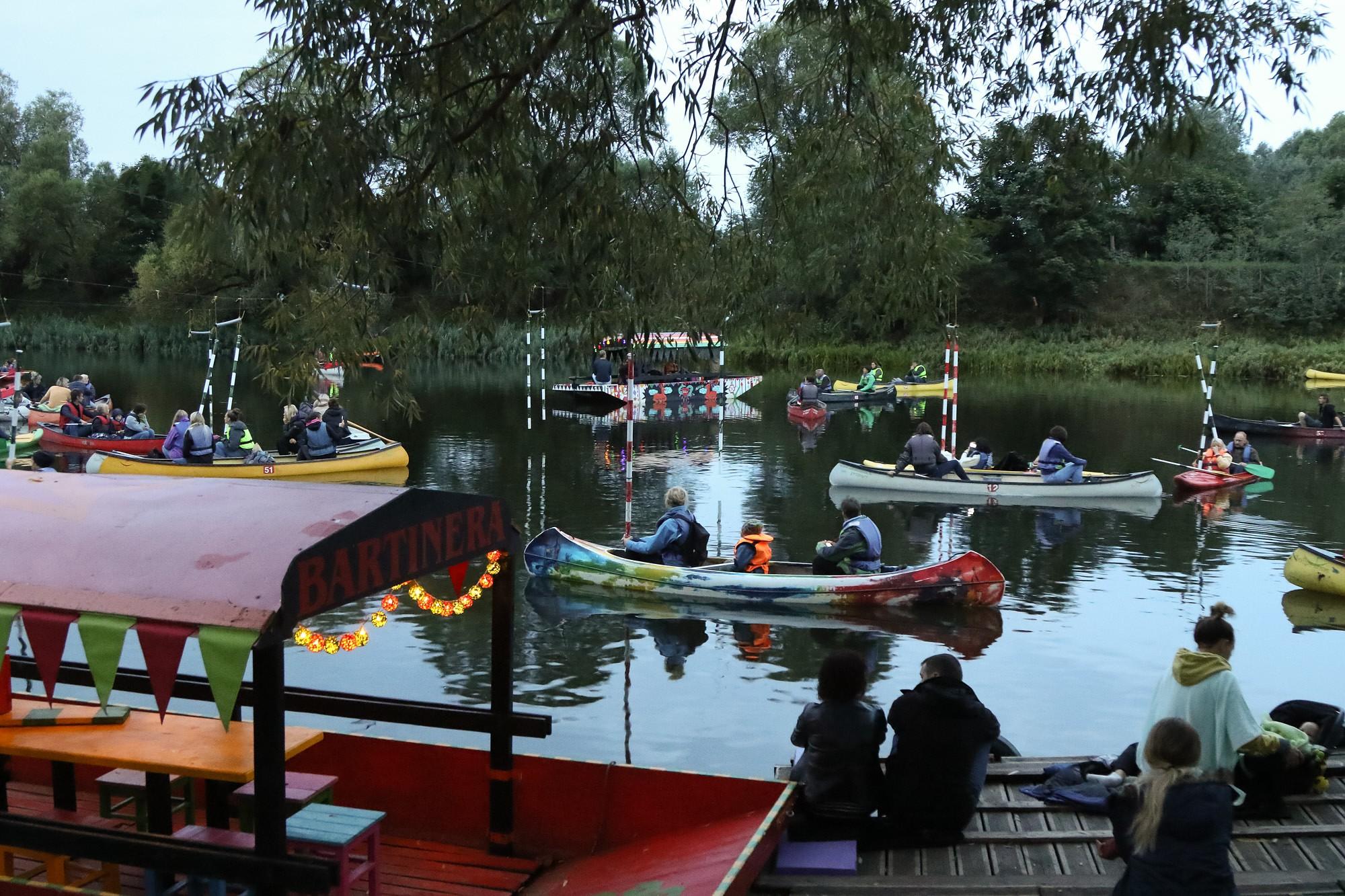 Kur aiziet: Miers uz ūdens un sportiskas aktivitātes