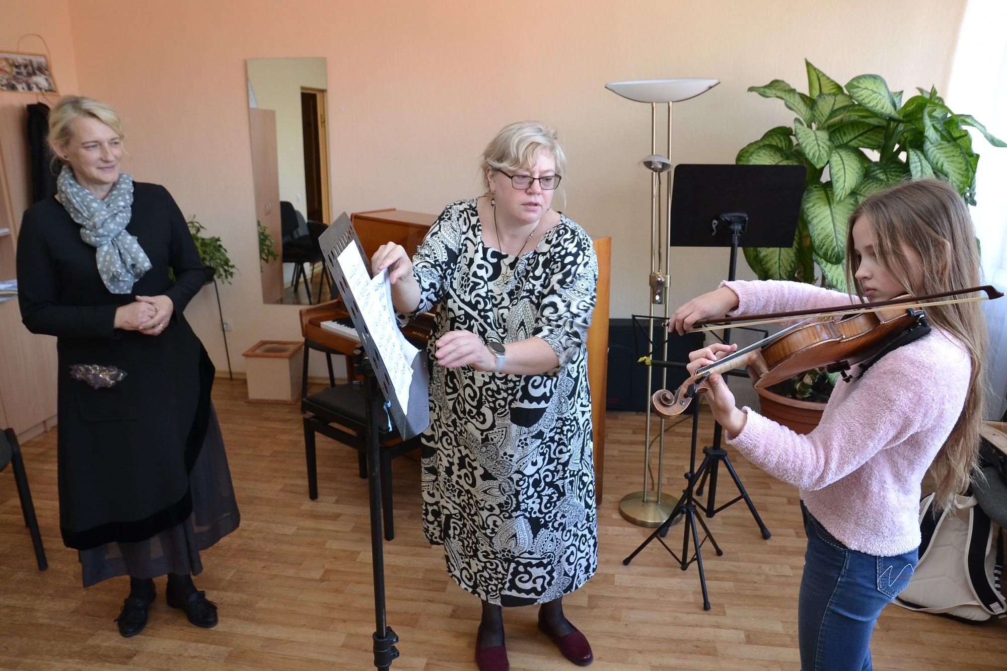 Nīcas Mūzikas skolai vajag lielāku vietu
