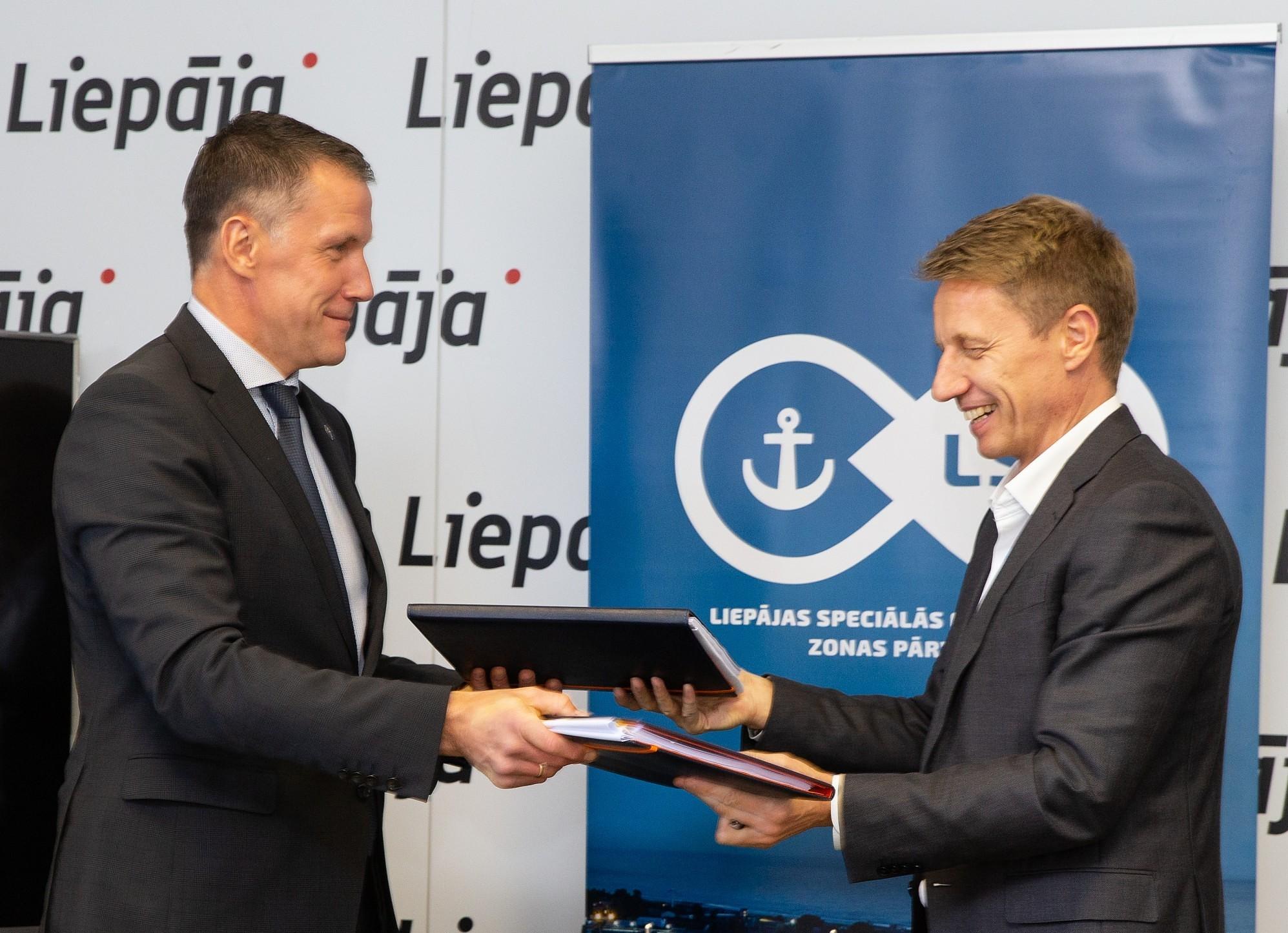 """Liepājas SEZ pārvalde """"Metalurga"""" teritoriju iegādājas par 2,76 miljoniem eiro"""