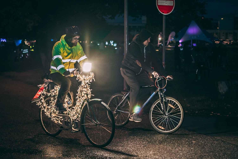"""""""Nakts Velobums"""" noslēgs riteņbraukšanas aktīvo sezonu"""