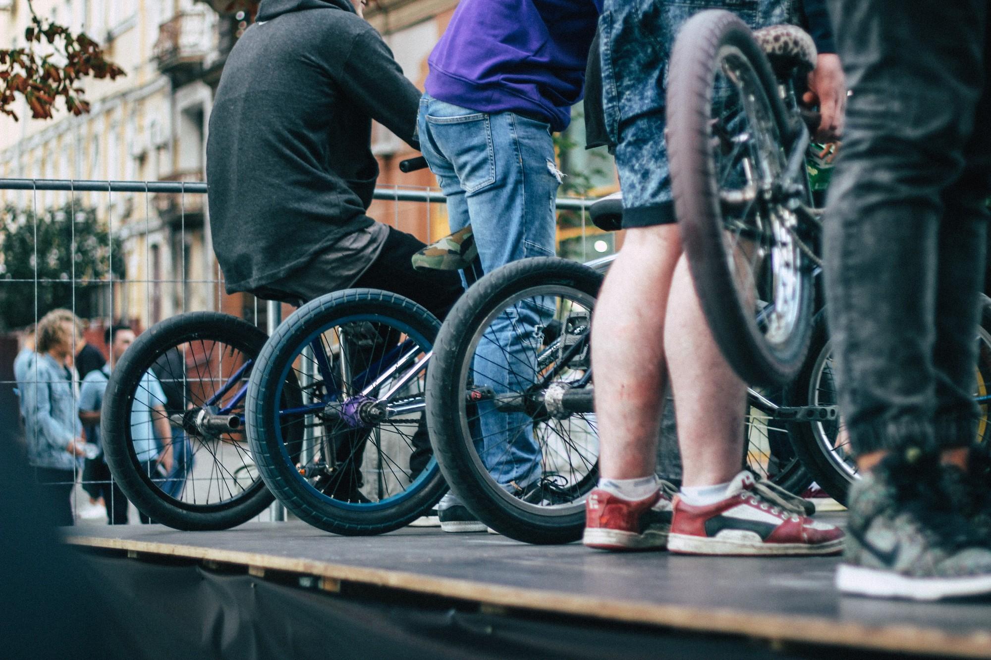 """Vērgales ielā nozagts """"BMX"""" velosipēds"""