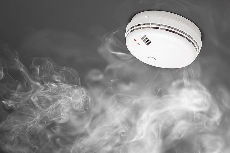 Vaiņodē dūmu detektors novērsis lielāku ugunsnelaimi