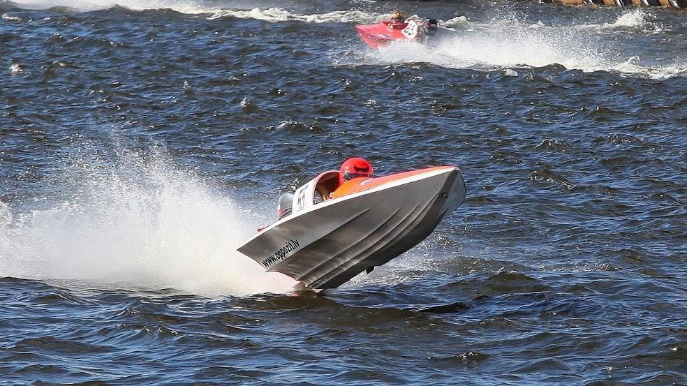 Liepājas ūdens motosporta komanda – pēdējā vietā