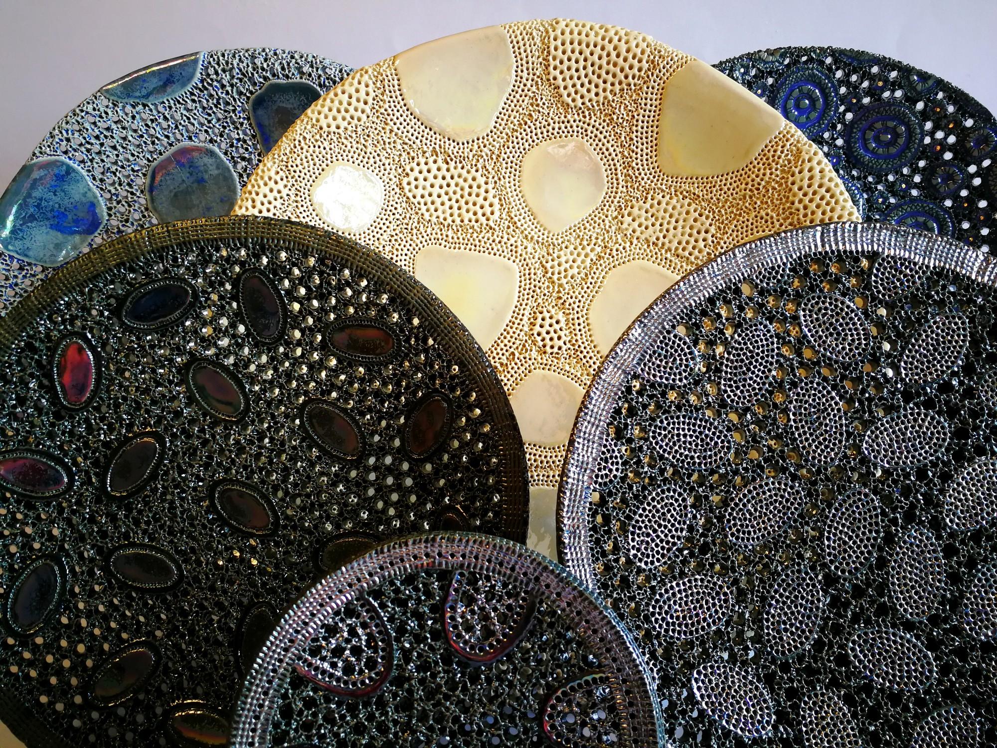 Liepājas muzejā atklās Daces Grīnbergas keramikas izstādi
