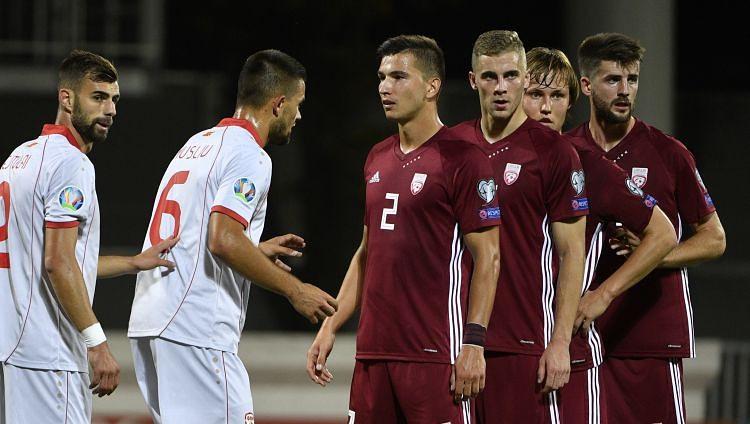 Vēl dziļāk bezdibenī. Latvijas futbola izlase piedzīvo divus smagus un sausus zaudējumus