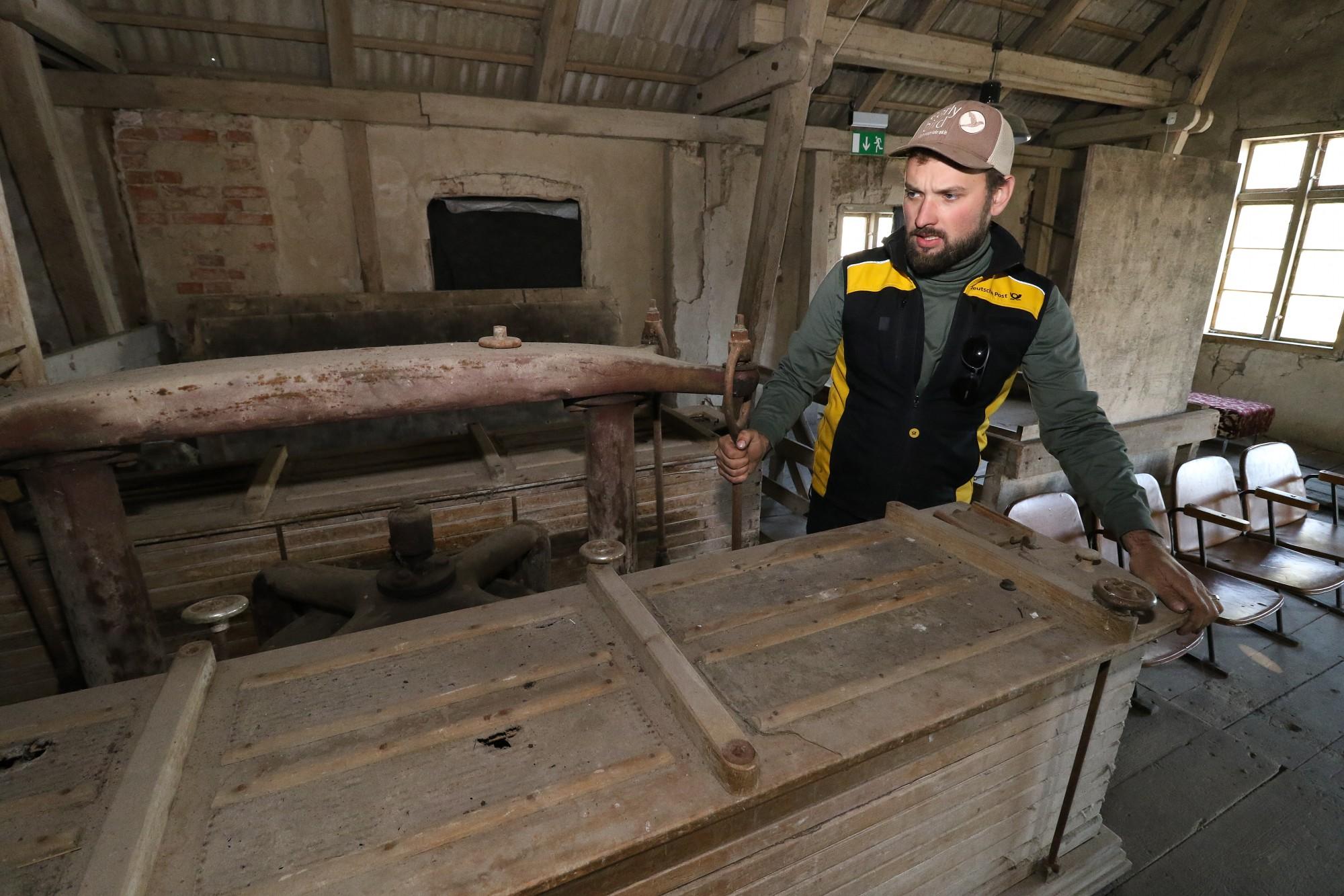 Cīravas kultūras dzirnavu vēsturiskie dārgumi būs apskatāmi ikvienam
