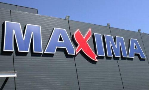 """Ziemeļu ielas veikalā """"Maxima"""" pārbaudīs ugunsgrēka signalizāciju"""