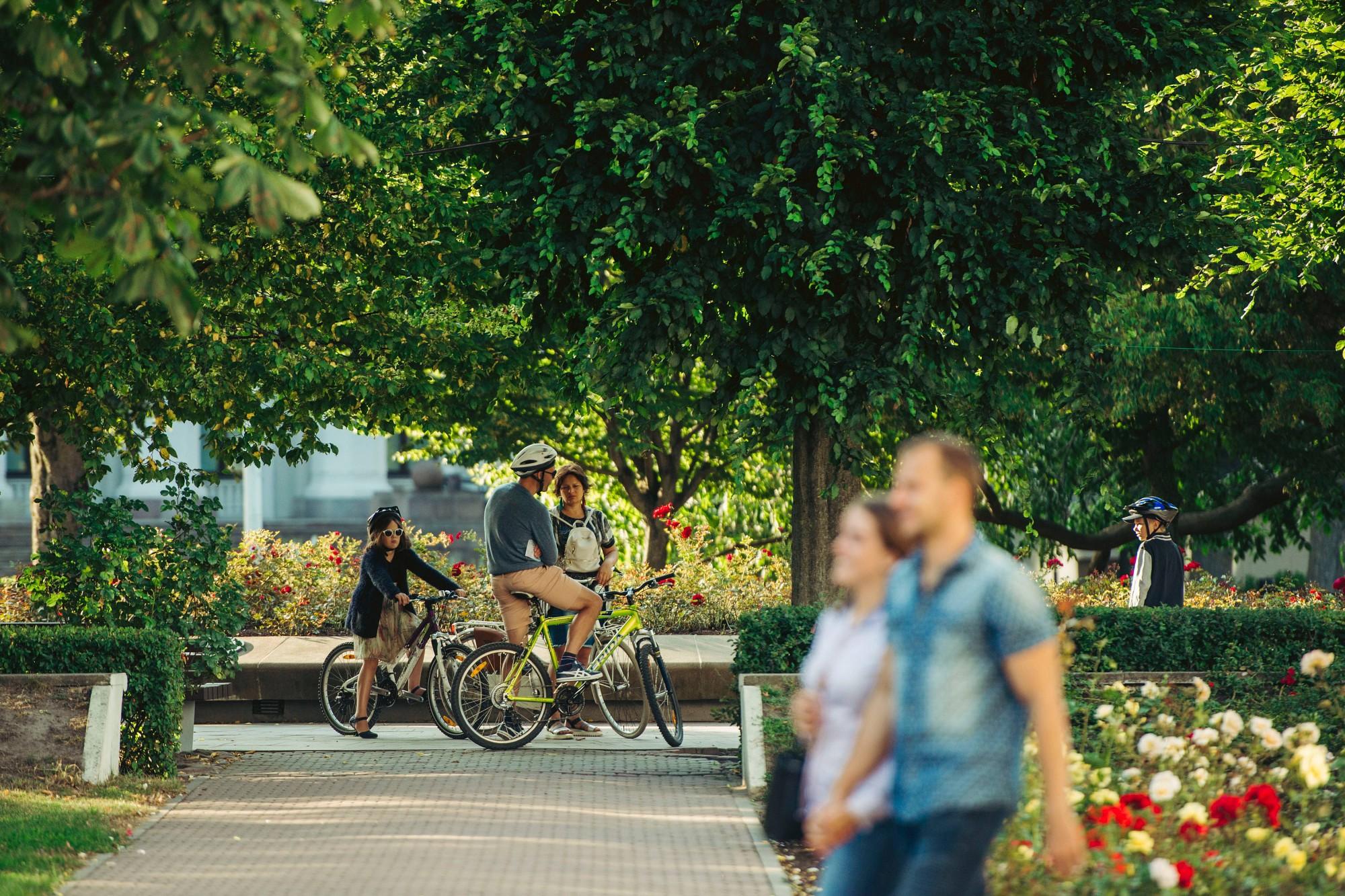 Eiropas mobilitātes nedēļu atzīmēs ar dažādām aktivitātēm gājējiem un velobraucējiem