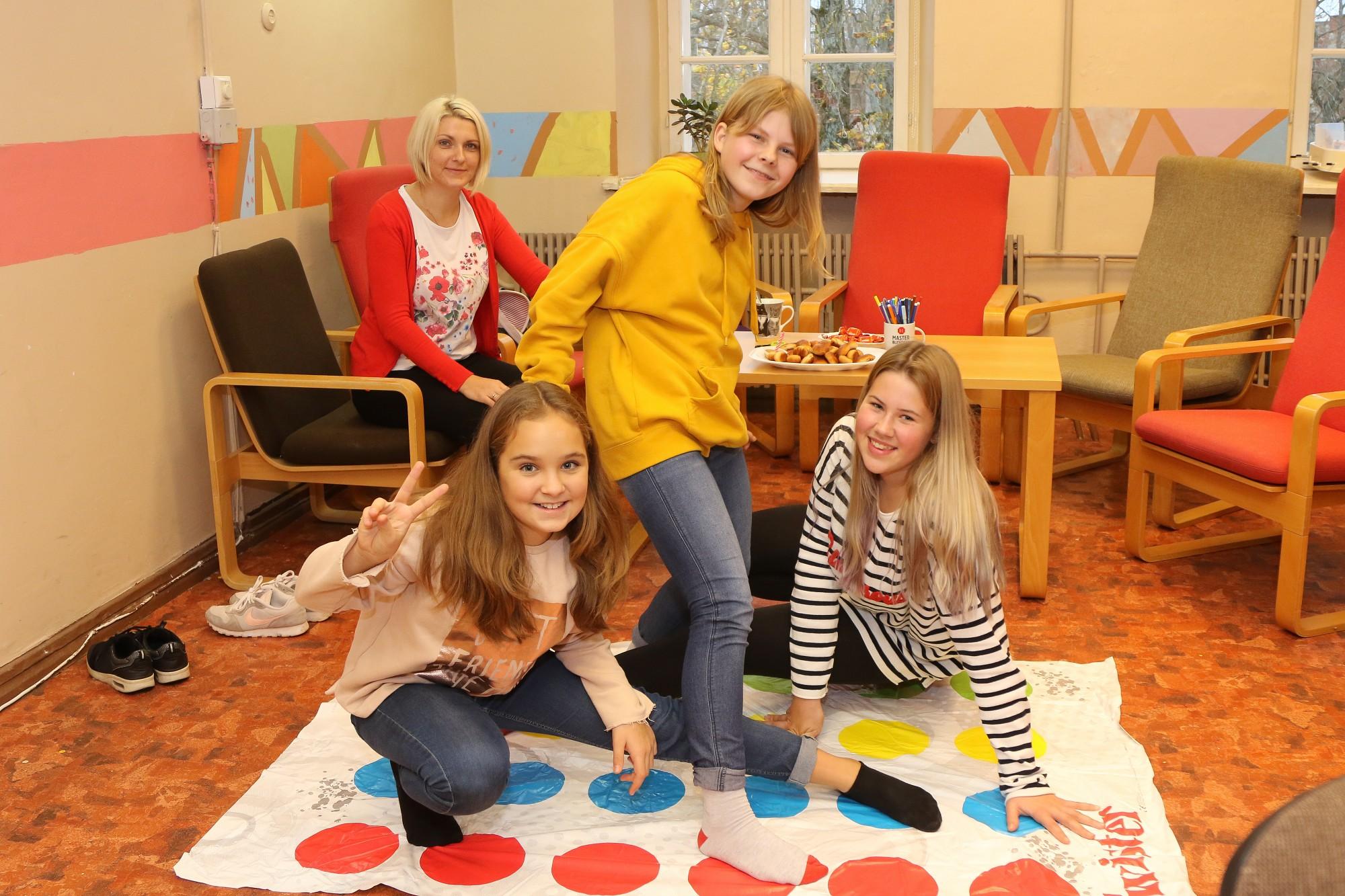 """Grobiņā izveido jauniešu centru """"Jauniešu domnīca"""""""